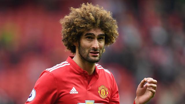 Jose Mourinho claimed that he expected the Belgian to stay on at Old Trafford, but a summer switch to Serie A could seemingly be on the cards
