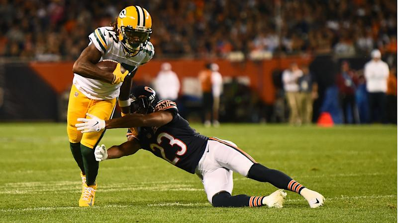 Davante Adams On Packers Offense There S Nowhere To Go But Up