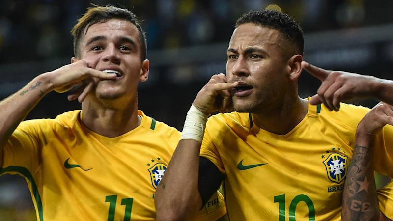 Coutinho loves playing with Barcelona star Neymar