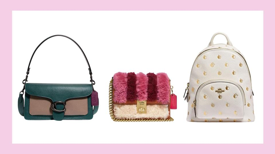 Save up to 50% on select styles at Coach.