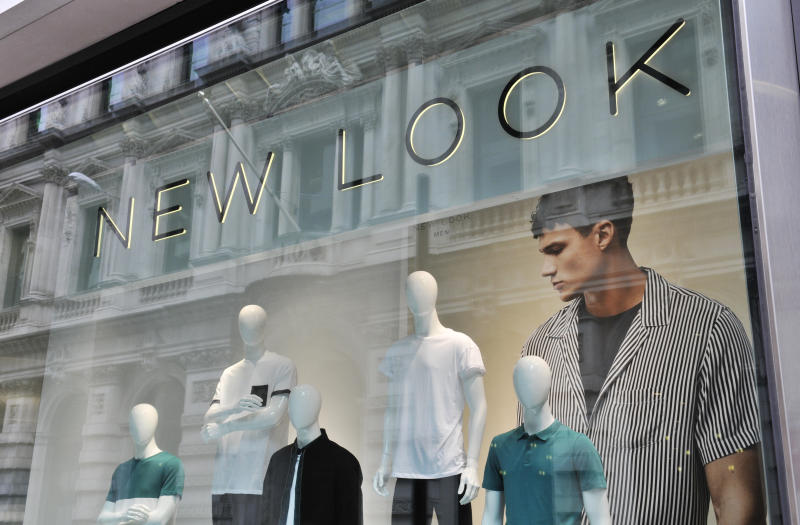 New Look to close some UK stores as creditors back…