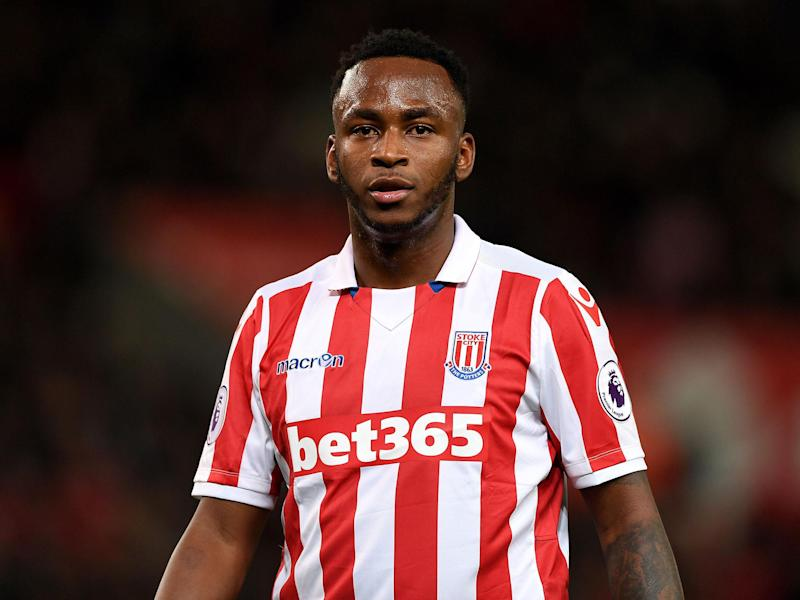 Saido Berahino claims eight-week drugs ban was a result of a spiked drink in a nightclub: Getty