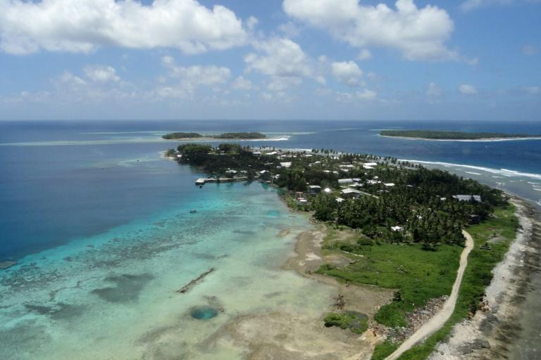 Jabor Island, part of the Marshall Islands, which announced it had confirmed its first Covid-19 cases on October 28, 2020