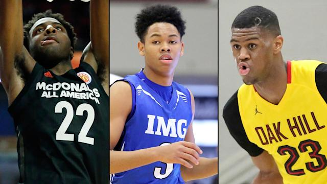 Yahoo Sports' Chris Mannix and Pete Thamel report from the NBA combine on the players who decided not to perform in front of NBA scouts in Chicago.