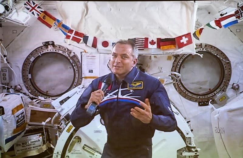 Canadian astronaut Saint-Jacques set to return after 'intense adventure' in space