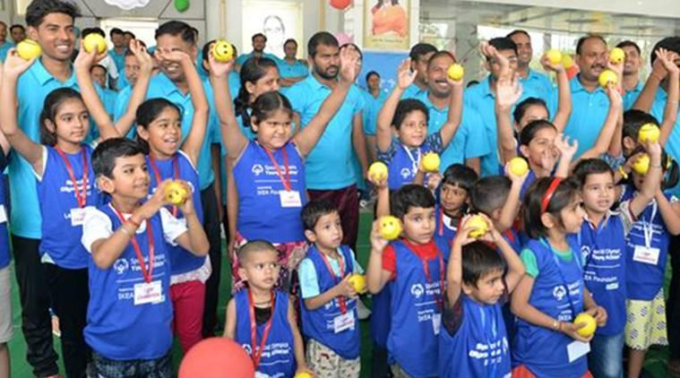 special olympics bharat, disabled children, parenting