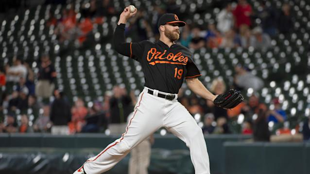 Chris Davis has had a memorable 2019 for reasons you wouldn't expect. That continued against the Twins.