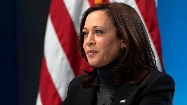 PHOTO: Vice President Kamala Harris meets with leaders of women's advocacy groups, Feb. 18, 2021, in Washington, D.C. (Jacquelyn Martin/AP, FILE)