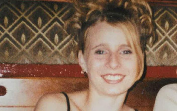 Victoria Hall's body was found in a ditch on September 24 1999 - PA