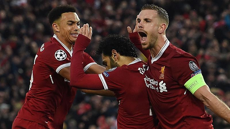 Robbie Savage rates Liverpool FC's chances of winning Champions League title