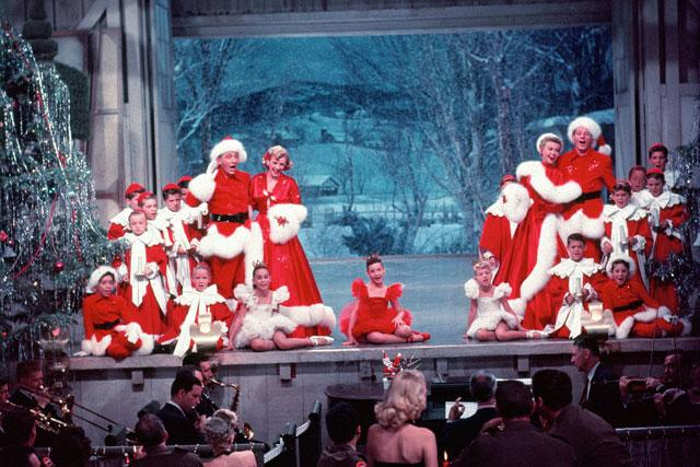 """<em>White Christmas, </em><strong>1954</strong><br><br>Can your heart handle a movie about sisters performing a Chrismas show to save a World War II veteran's failing business? How about if it also stars Bing Crosby? Don't worry, your grandparents will love it.<br><br><strong>Watch On: </strong>Netflix<span class=""""copyright"""">Photo: Getty Images. </span>"""