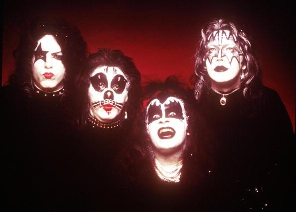 40 Years Later The Story Of Kiss Makeup
