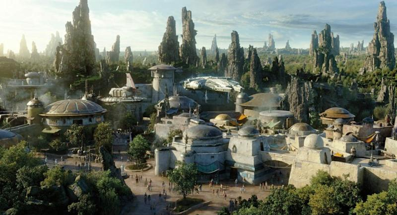 01a7ee12b Star Wars Galaxy's Edge: Everything you need to know about the new Disney  theme park experience