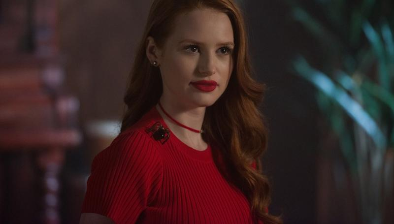 Seriously—What Is Going On In This Photo Of Cheryl From 'Riverdale' Season 4?!