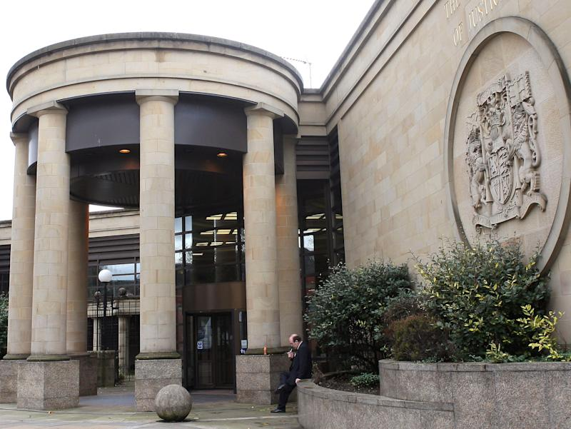 Daniel Cieslak (not pictured) was granted an absolute discharge by a judge in Glasgow: PA