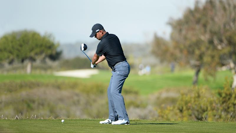 The Golf Swing In Two Moves