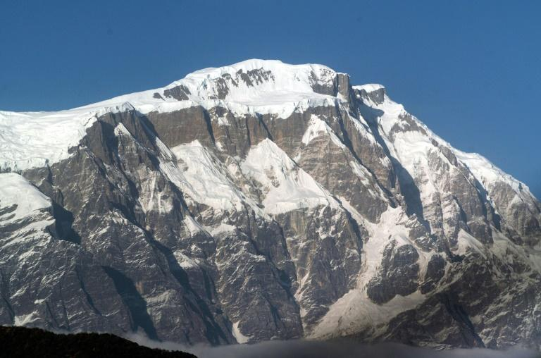 Annapurna is an avalanche-prone and technically difficult mountain range with a higher death rate than Everest, the world's highest peak (AFP Photo/PRAKASH MATHEMA)