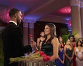 "<p>While the Bachelor/ette ultimately decides who gets sent home in general, <a href=""https://www.youtube.com/watch?v=-oM7AgpPV1s"" rel=""nofollow noopener"" target=""_blank"" data-ylk=""slk:Katy said"" class=""link rapid-noclick-resp"">Katy said</a> producers are the ones who line up the juiciest order of eliminations. </p>"