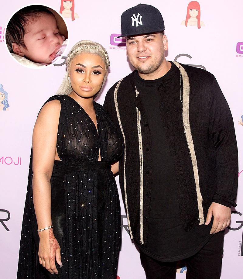 """<p>The Kardashian brood got a little bigger in 2016. Rob Kardashian became a father for the first time this year with Blac Chyna giving birth to a baby girl. (Chyna also has a son, King, with Kylie Jenner's boyfriend Tyga.) Despite the initial drama that ensued after Rob's family learned he was expecting a child with Chyna, many from the Kardashian-Jenner clan came to visit the on-again, off-again couple in the hospital. The new parents constantly share new snaps of their little girl on social media, with Rob <a rel=""""nofollow"""" href=""""<a href="""