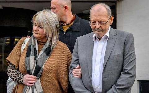 Geoffrey Bran was cleared of murder and manslaughter - Credit: PA