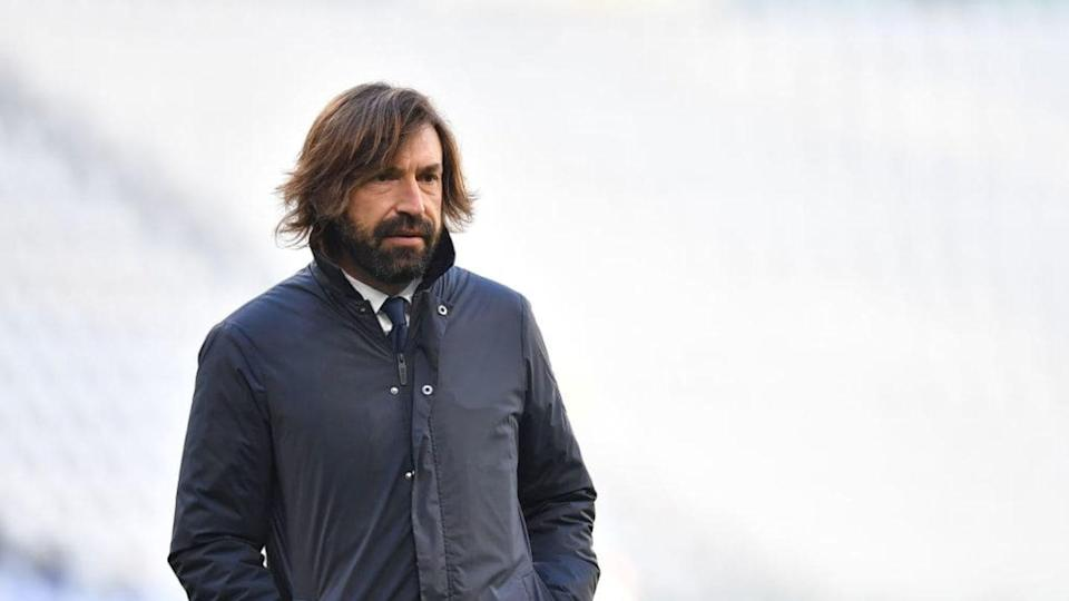 Andrea Pirlo | Valerio Pennicino/Getty Images