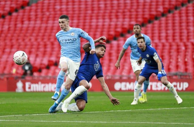 Hopes of a Wembley clash between City and Chelsea appear to be fading