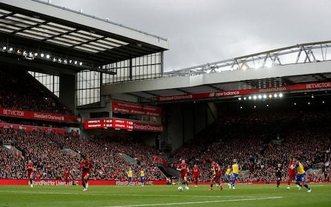 Liverpool v Southampton - Anfield, Liverpool - Credit: Lee Smith/Reuters