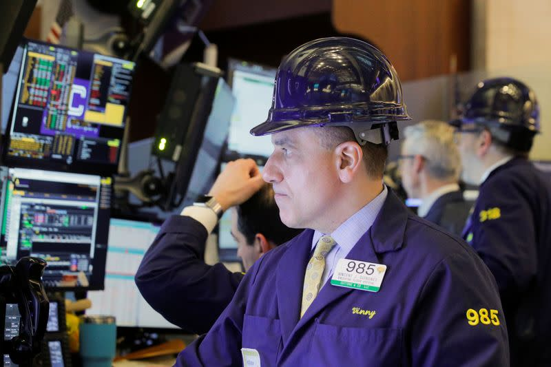 Options markets point to a potential bounce for U.S. stocks