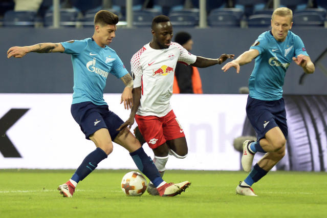 Liverpool-bound Naby Keita causes Zenit problems once again