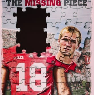 Top senior TE Mike Gesicki got a very personal puzzle from Ohio State — Instagram