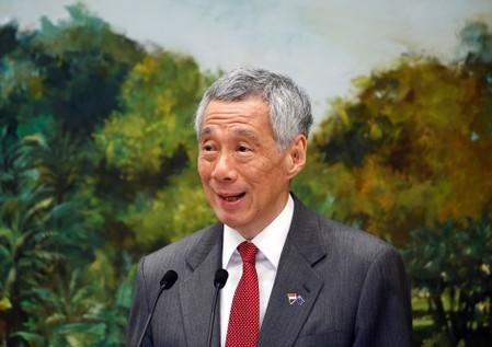 Hong Kong protesters intend to topple city's government, says Singapore PM