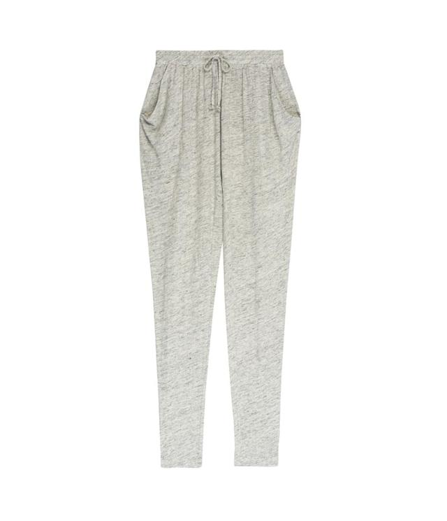 """<p>m/f people Linen Lounge Pant in Oatmeal, $108, <a href=""""https://www.mfpeople.com/products/linen-lounge-pant-black?type=F"""" rel=""""nofollow noopener"""" target=""""_blank"""" data-ylk=""""slk:mfpeople.com"""" class=""""link rapid-noclick-resp"""">mfpeople.com</a> </p>"""