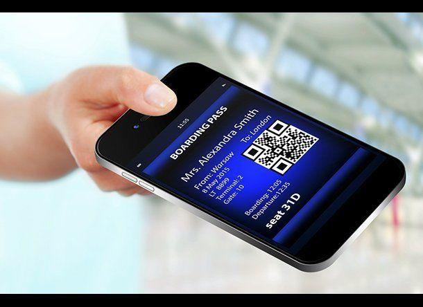 Checking in for your flight is useless if you can't show your boarding pass. Verify that your ticket displays on your phone or tablet even when you're offline. <br><br> To be extra safe, place your boarding pass into an itinerary-tracking app like TripIt or TripCase, iPhone's Passbook, or simply take a picture of it&amp;mdash;just <a href=&quot;http://www.smartertravel.com/blogs/today-in-travel/the-one-thing-you-should-never-do-with-your-boarding-pass.html?id=25995281&quot; target=&quot;_blank&quot;>don't post the picture</a> on social media. <br><br> <strong>RELATED:</strong> <a href=&quot;http://www.smartertravel.com/blogs/today-in-travel/the-one-thing-you-should-never-do-with-your-boarding-pass.html?id=25995281&quot; target=&quot;_blank&quot;>The One Thing You Should Never Do With Your Boarding Pass</a> <br><br> (Photo: <a href=&quot;http://www.shutterstock.com/pic-218122612/stock-photo-hand-holding-mobile-phone-with-mobile-boarding-pass-on-airport-focus-on-mobile-phone.html?src=hzvfv_md2DdepGcqDR2iqg-1-4&quot; target=&quot;_blank&quot;>Mobile boarding pass</a> via Shutterstock)