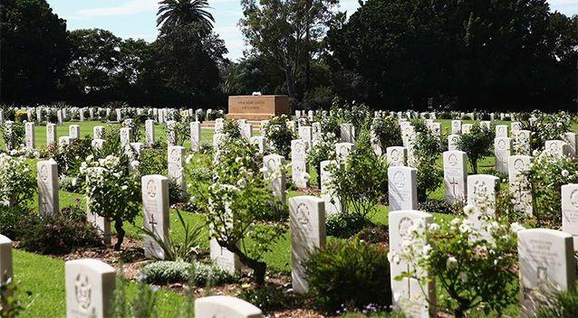 The cemetery is said to be one of the first Muslim-only burial sites. Rookwood Cemetery (pictured) is said to have some Muslim-only areas. Photo: AAP
