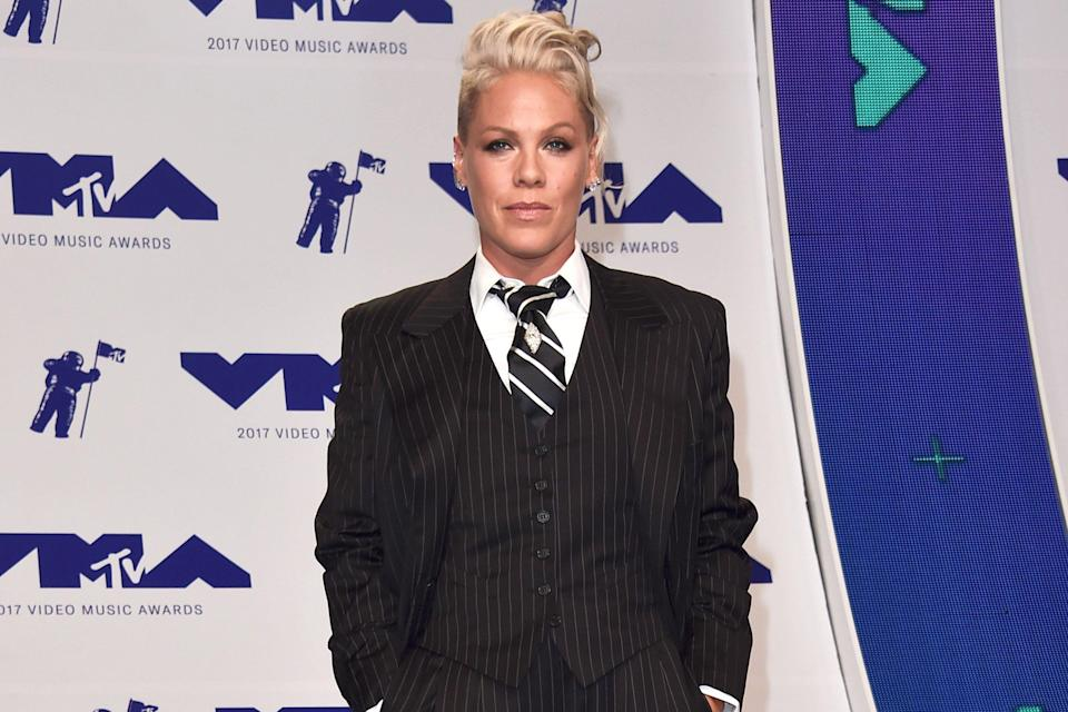 Pink Responds to 'Disgusting' Trolls Criticizing Photo of Son