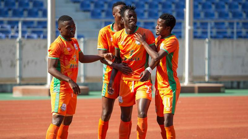 Caf Champions League wrap: Zesco United record away victory, Cotonsport stunned in Burkina Faso