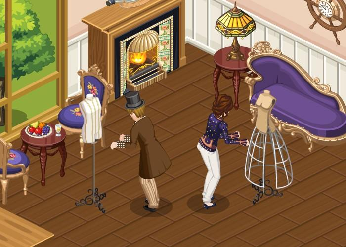 The Sims Social Victorian Romance guide