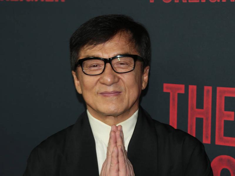 Jackie Chan sparks outrage with Hong Kong 'patriotism' comments
