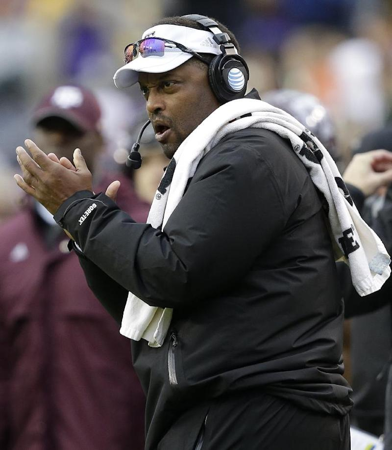 Sumlin, Texas A&M agree in principle to new deal