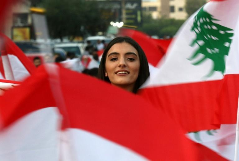 The protesters are from across Lebanon's sectarian divides (AFP Photo/Mahmoud ZAYYAT)