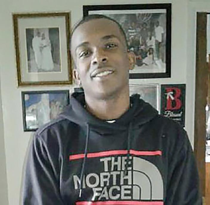 Stephon Clark died at the age of 23 after Sacramento police shot him in the backyard of his grandmother's house. Officers thought he had a gun, but it was a cell phone. (Courtesy of Sonia Lewis)