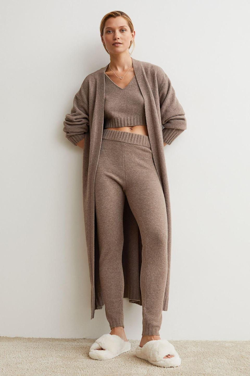 <p>These <span>Fine-knit Leggings</span> ($24, originally $30) are great picks for working from home, lounging, and everything in between. You really can't go wrong with them.</p>