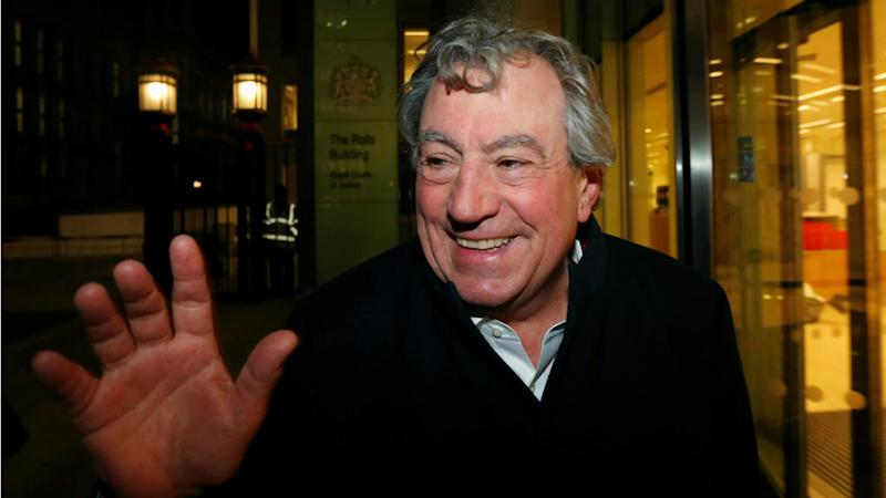 Terry Jones, co-founder of British comedy troupe Monty Python, dies at 77