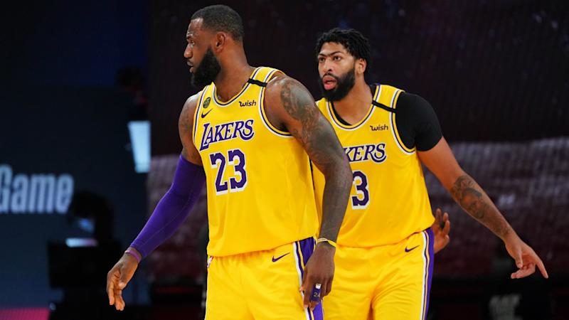 Anthony Davis, LeBron James push Lakers to 3-1 series lead over Rockets