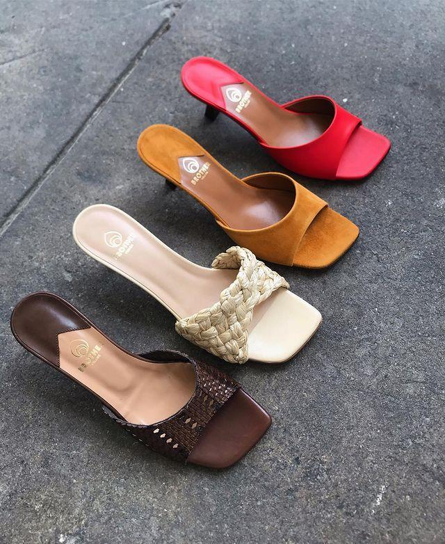 """<p>Founded by Aurora James in 2013, Brother Vellies is dedicated to """"keeping traditional African design practices, and techniques alive while also creating and sustaining artisanal jobs."""" Check it out for luxury accessories and a gloriously extensive range of mules to shop.</p><p><a class=""""link rapid-noclick-resp"""" href=""""https://brothervellies.com/"""" rel=""""nofollow noopener"""" target=""""_blank"""" data-ylk=""""slk:Shop Brother Vellies"""">Shop Brother Vellies </a></p><p><a href=""""https://www.instagram.com/p/COji8JqDfQt/"""" rel=""""nofollow noopener"""" target=""""_blank"""" data-ylk=""""slk:See the original post on Instagram"""" class=""""link rapid-noclick-resp"""">See the original post on Instagram</a></p>"""