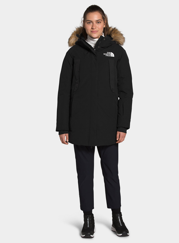 Outerboroughs Parka by The North Face.