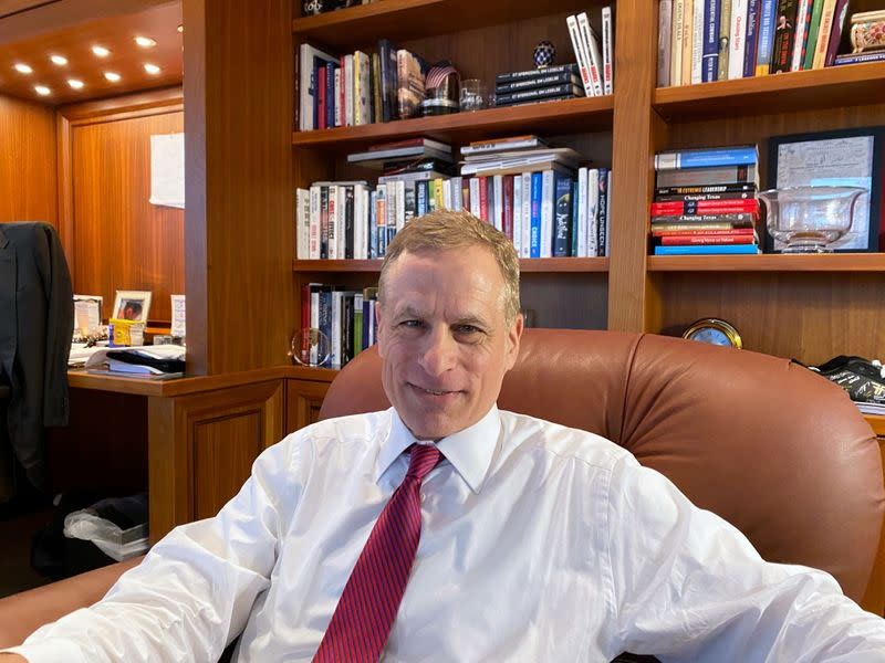 Fed's Kaplan says low rates may be needed for two-and-a-half to three years