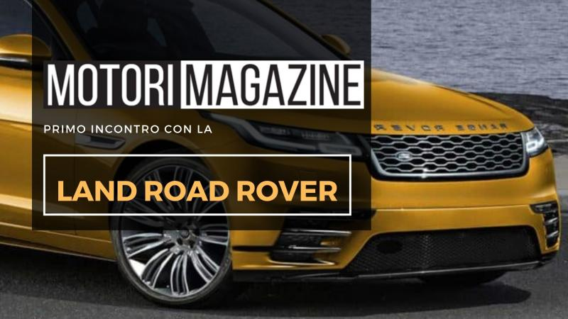 Land Rover Road Rover 2020 electric: forse anche off-road?