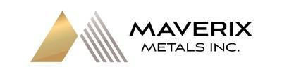 Logo (CNW Group/Maverix Metals Inc.)