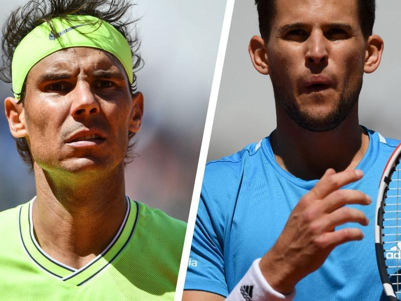 Deux points de mutant pour un break surprise : Thiem a martyrisé Nadal